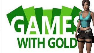 Games With Gold-lara Croft Gol