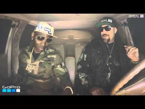 Young Dolph - The Smokebox | BREALTV