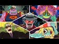 Yo-kai Watch 3 - All Bosses (Main Story)
