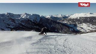 Fit für's Skifahren in Tirol