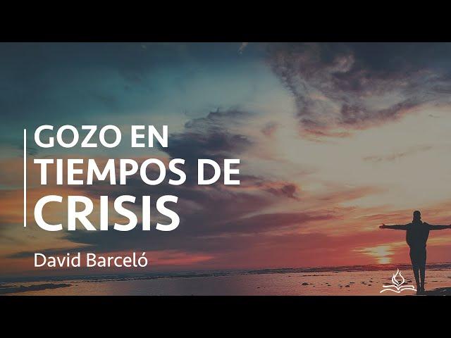 Gozo en tiempos de Crisis - David Barceló