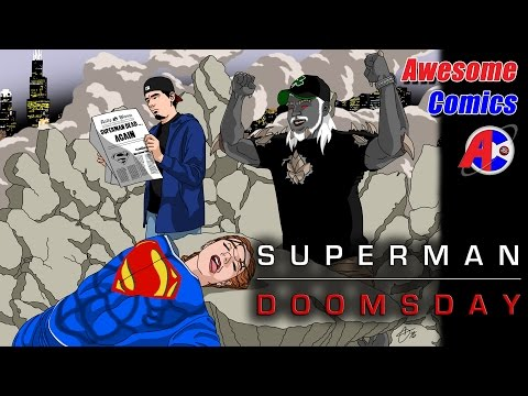 Superman Doomsday - Awesome Comics