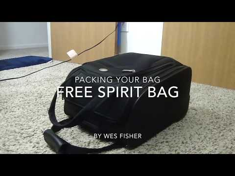 Packing The FREE Spirit Bag