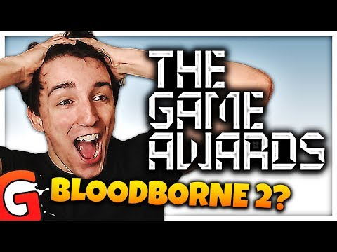 🔴 THE GAME AWARDS LIVE REACTION (New Game Announcements!)