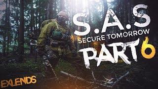SAS Secure Tomorrow Gameplay - Part 6