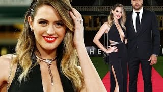 Brownlow Medal 2016: Jesinta Campbell stuns as she supports Buddy Franklin