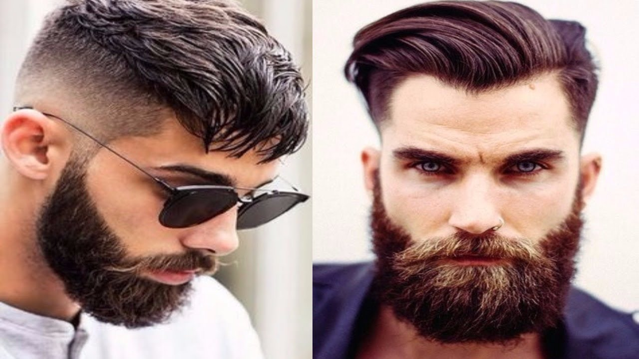 The Most Newest And Top Hairstyle For Men 2017 2018: Top 10 Best Beard Styles For Men 2017-2018-New Trendy