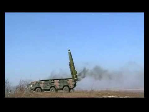 OTR-21 Tochka Tactical Missile