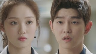 Yoon Kyun Sang blames Lee Sung Kyung for no consideration 《The Doctors》 닥터스 EP14