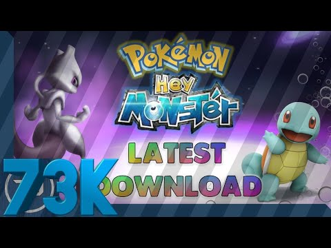 How to download hey moster (monster park) game on android or ios easily