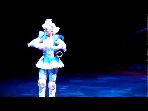 [HD] Abigail Dever - G.E.K.U.P.P.E.L.T. (Starlight Express, Tag der offenen Tür, 10.07.2012)