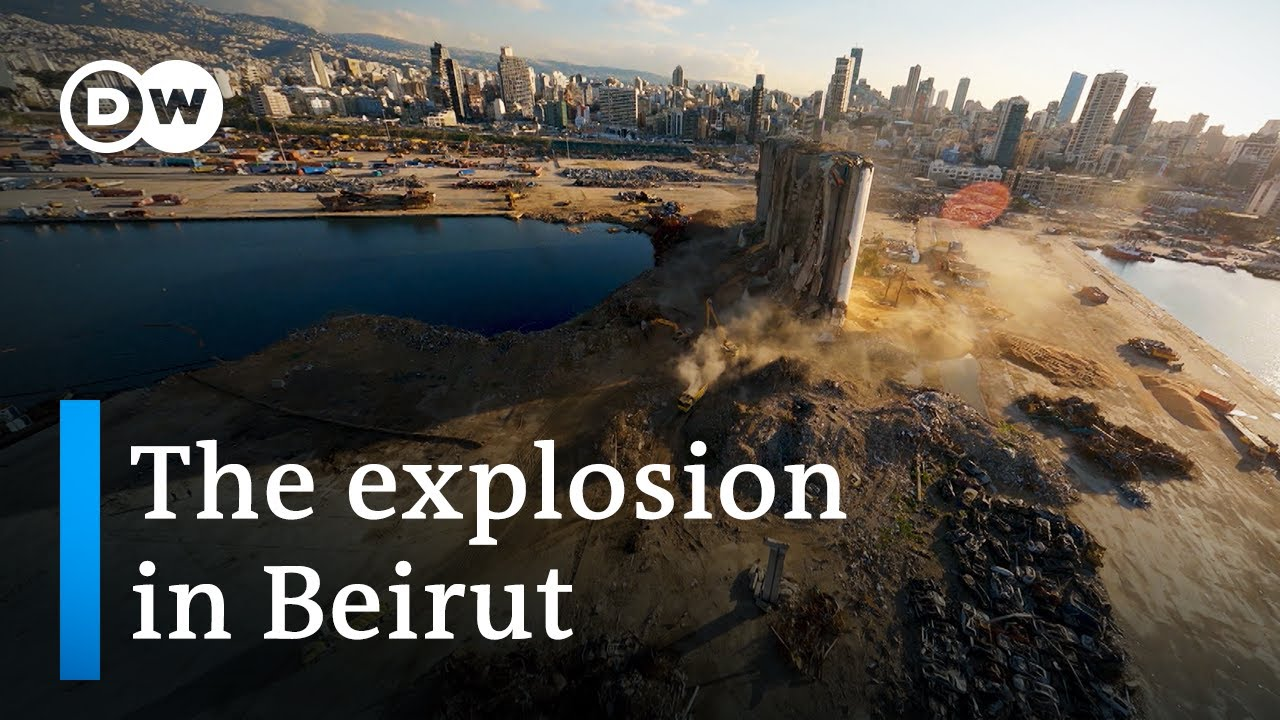 A year after Beirut's deadly blast | DW Documentary