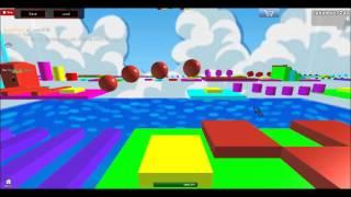 roblox super fun obby (800 Cps) part 1