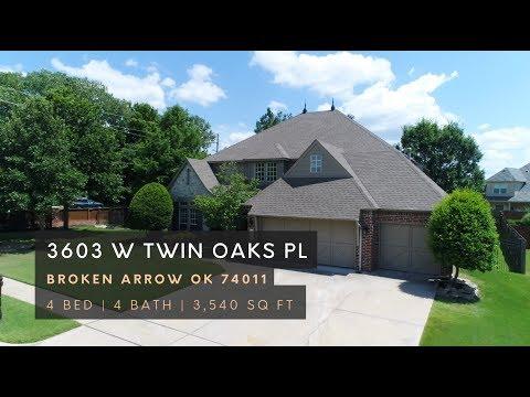 3603 W Twin Oaks Pl Broken Arrow OK 74011
