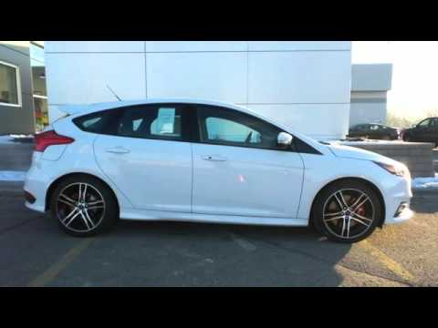New 2016 Ford Focus ST Rochester MN Winona, MN #F163032 - SOLD