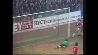 Leicester City v Manchester United 1976