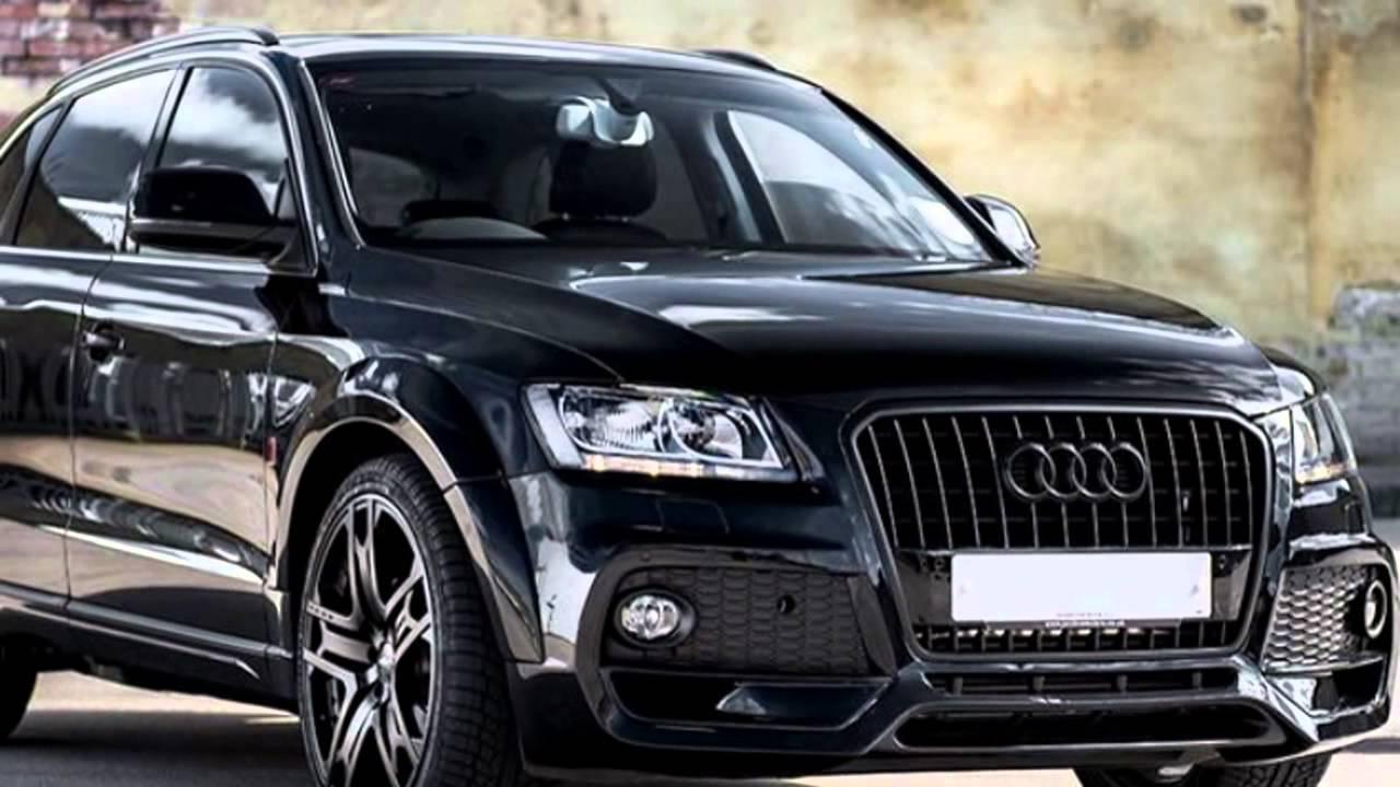 2016 Audi Q5 Brilliant Black