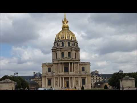 Paris, France Trip - Les Invalides
