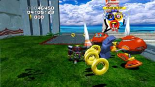 Sonic Heroes (GC) Team Dark