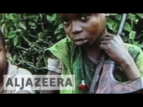 The child soldiers who fought in Iraq