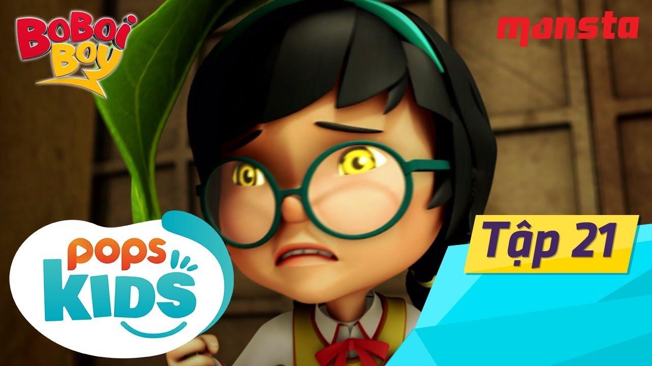 [S2] Boboiboy Tập 21: Bí Mật Của Fang Và Ochobot - Phim Thiếu Nhi Hay Lồng Tiếng Việt