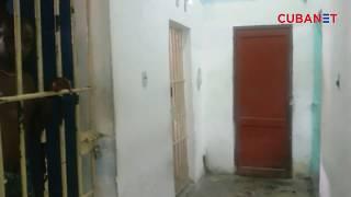 Imágenes exclusivas del periodista de CubaNet, Vladimir Turró, preso en una celda castrista