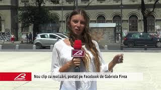 Nou clip cu realizari, postat pe Facebook de Gabriela Firea