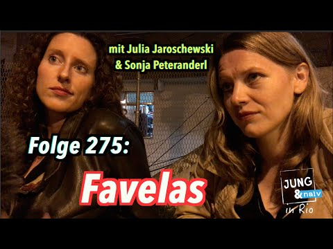 Was passiert in Favelas? - Jung & Naiv in Rio: Folge 275