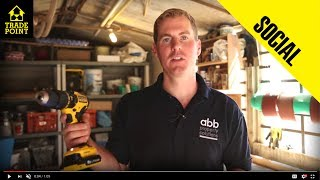 Stanley FatMax Cordless 18V Brushless Combi Drill at TradePoint