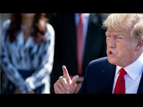 -كارهات للولايات المتحدة ولليهود-.. تغريدات ترامب لنائبات في الكونغرس  - 13:55-2019 / 7 / 16