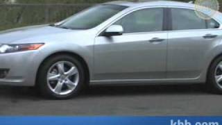 2009 Acura TSX Review - Kelley Blue Book