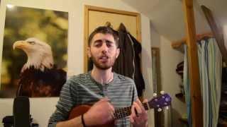 r u mine arctic monkeys ukulele cover by roy ungar