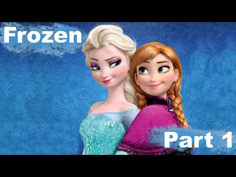 Turn Your Doll Into Frozen Elsa and Anna Part 1