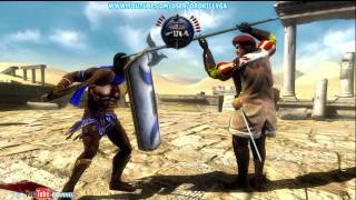 Deadliest Warrior Legends All Joke Weapons HD 720p