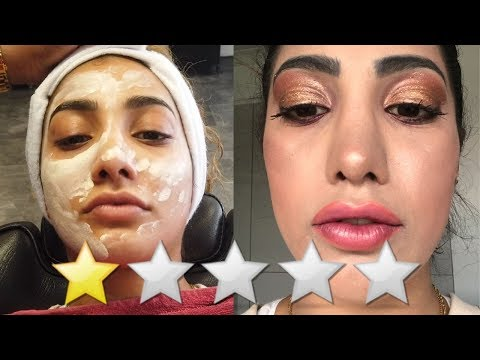 I WENT TO THE WORST REVIEWED MAKEUP ARTIST IN LONDON | AnchalMUA