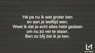 Niels Destadsbader - Hey Pa (Lyrics)