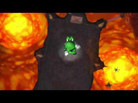 Mario Strikers Charged Football -  All Character Mega Strikes
