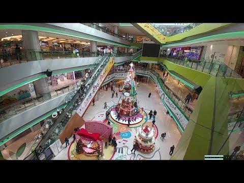 【Hong Kong Walk Tour】Christmas Boxing Day 2017