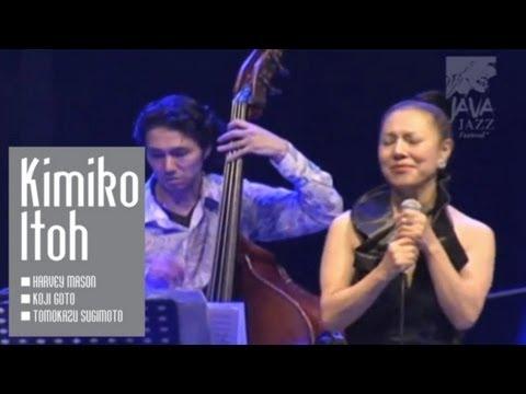 "Kimiko Itoh ""Bridges"" live at Java Jazz Festival 2007"