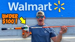 Best Baitcaster Combo aт Walmart (UNDER $100)