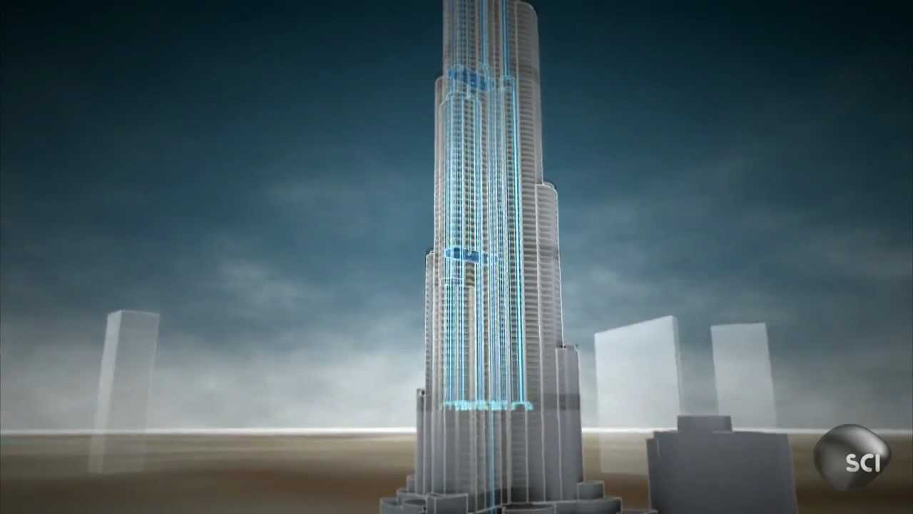 Water Building Material : Skyscraper water supply strip the city youtube