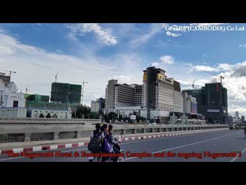 Four-River Development of Phnom Penh Capital