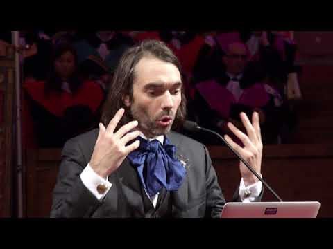 Relazione di Cédric Villani - Fields Medal for Outstanding Discoveries in Mathematics
