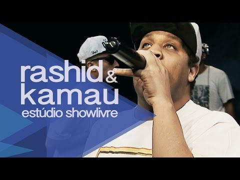 """""""A fila anda"""" - R+K - Rashid e Kamau no Estúdio Showlivre 2014"""