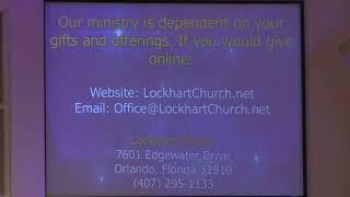 Sunday, September 11, 2021 - Keeping Your Eyes on Christ