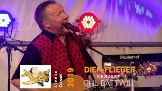 DIEF-FLIEGER-KONZERT im Hinteren Leimental beim GHL in Bättwil 2019 – Live-Mitschnitt der Tophits