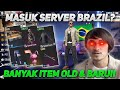 Masuk Server Brazil Banyak Item Old Event Terbaru  Mp3 - Mp4 Download