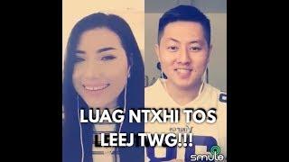 Luag Ntxhi Tos Leej Twg (Cover)