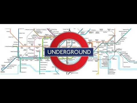How to pronounce London Underground Stations (Zone 1) - English accent
