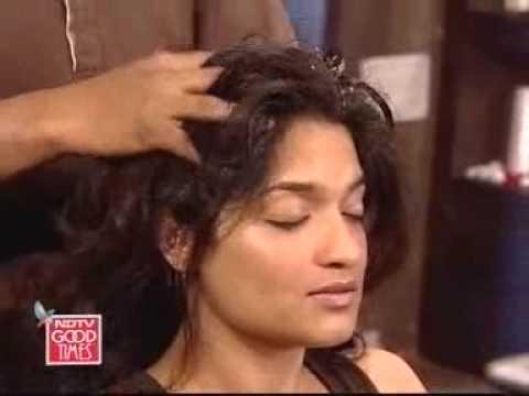 Sandhya Mridul swears by a head massage thumbnail